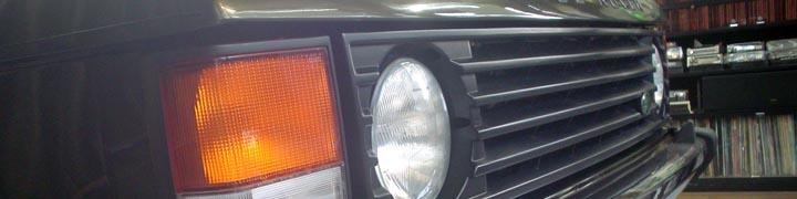 レンジローバー E-LH40D